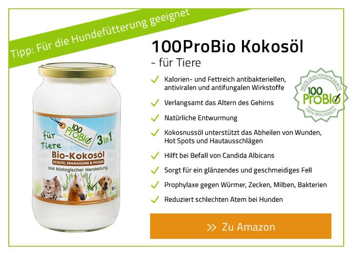 100Pro Bio für Tiere Tipp